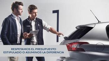 Peugeot Cumple Compromiso 2